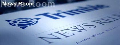 Trimble News and Press Releases